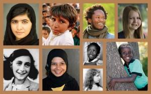 kinderen die de wereld veranderen