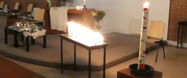 Avond van gedenken en licht en Gedachteniszondag